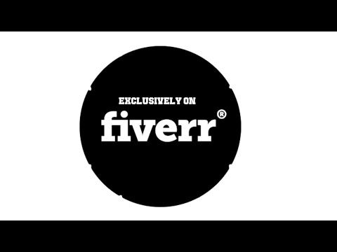 Youtube Video Logo Intro Fiverr