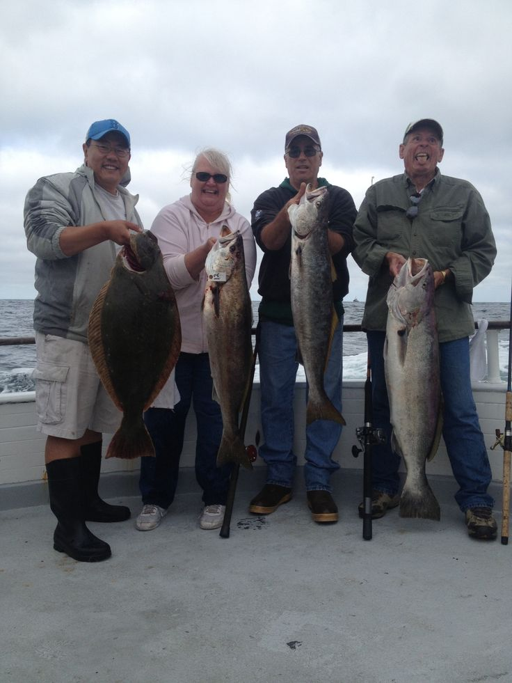 White seabass fishing aboard the gentleman out of channel for Channel islands fishing