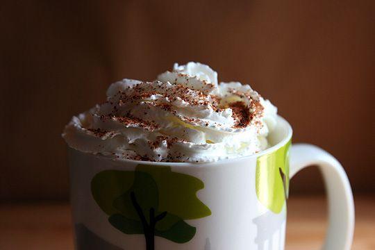Pumpkin Spice Latte (Better than Starbucks!)