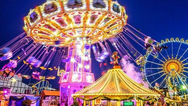 اشهر ملاهي في الرياض Theme Park Park Travel
