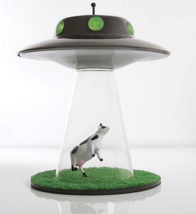 Abduction lamp!