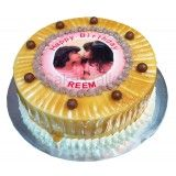 Looking for the Best Cake gift for your loved in Dubai.  We offer you wide variety of cakes for all special occasion. So check out this cake delivery section for all kinds of cake lovers from Birthday cakes, cookie cakes, Photo cakes, birthday cookie bouquet, Romantic cake, Kids cake. We take order from anywhere and delivery in Dubai, Sharjah ,Abu Dhabi , Ajman , Umm al queiwan . If you don't see cake you are looking for Call 050 176 5247  or Email us giftdubaionline@gmail.com.