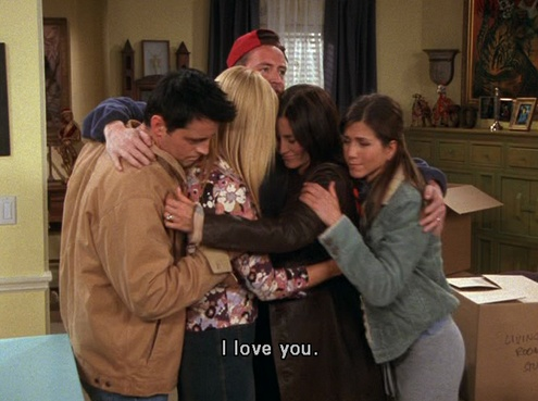 Friends tv show   After Phoebe's break up with Mike