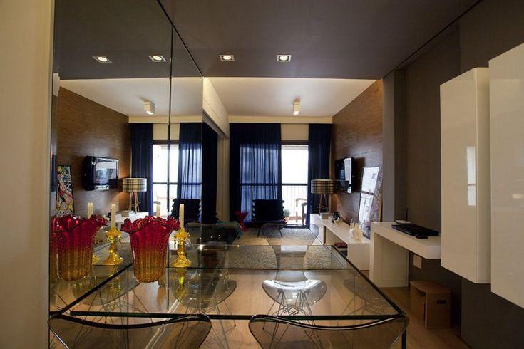 Крошечная квартира-студия в Сан-Паулу
