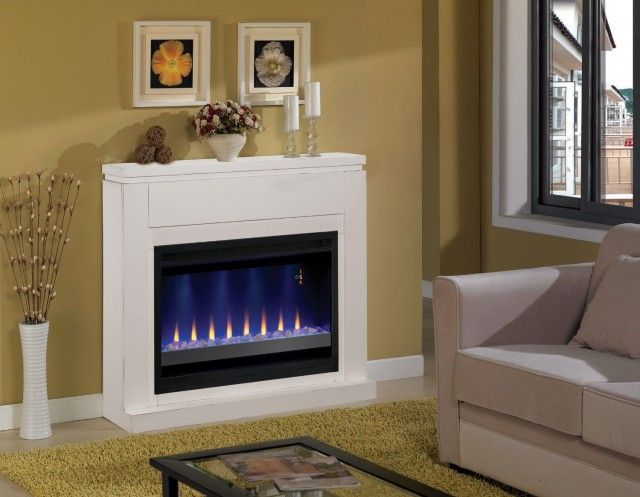 Fireplace Mantel Contemporary ~ http://makerland.org/fireplace-mantel-designs/