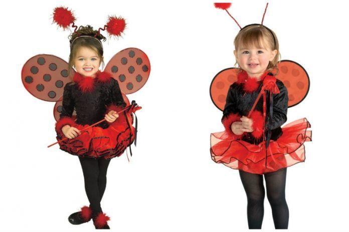 Uğur Böceği Kostümü Nasıl Yapılır?