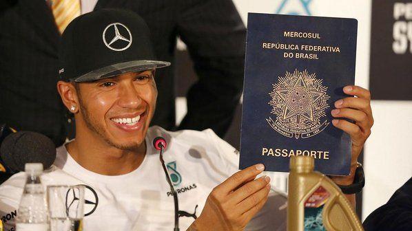 F1: Hamilton se inspira em Senna para vencer em Interlagos