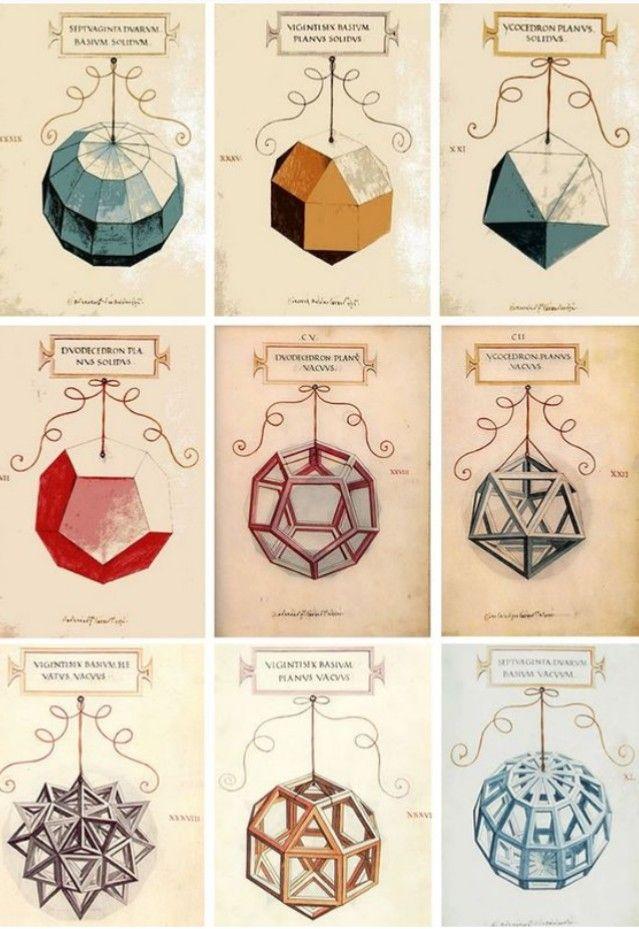 Pin Di Audrey Sharkey Su Geometria Sacra Arte Geometria Sacra Leonardo Da Vinci Solido Platonico
