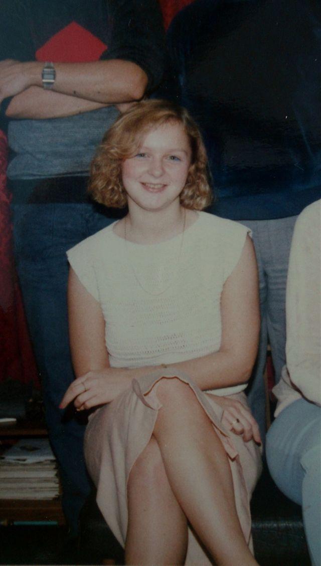 Sexy Blonder Teenie - Vintage