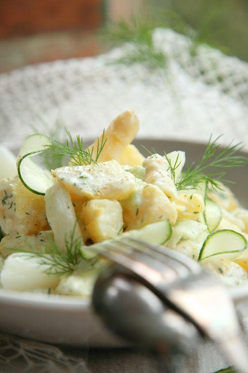 Kartoffel Spargelsalat