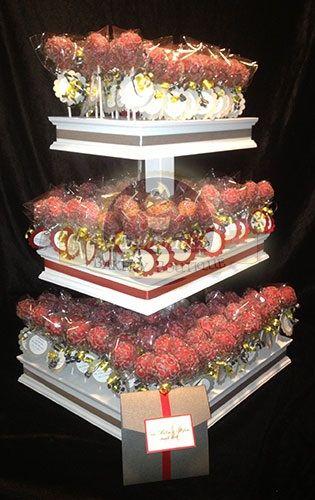 Wedding favors - Cake Pops! Tasty!