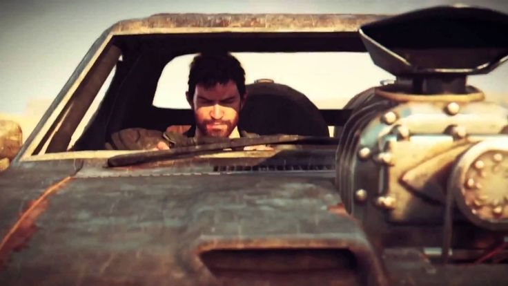 MAD MAX Official TV Commercial [Game Trailer]