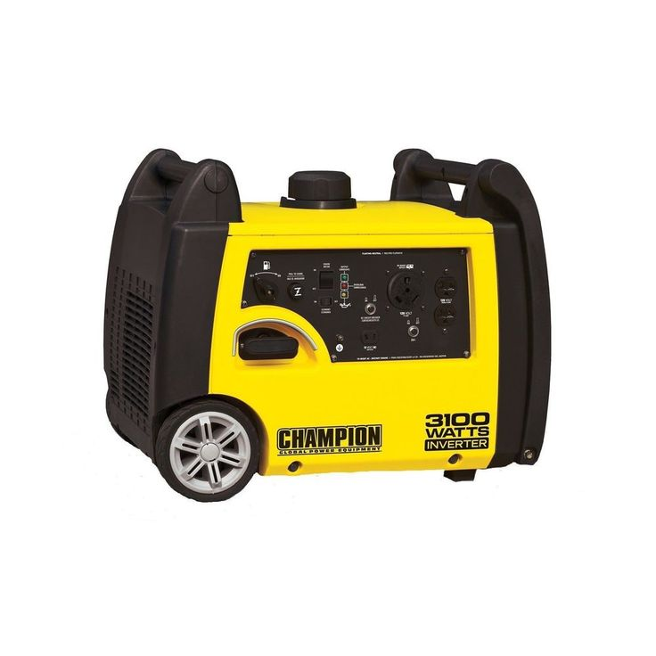 Portable Generators For Home Use Camping Champion Gas Inverter Emergency Mobile #ChampionPowerEquipment #Generator #Portable #Emergency #Electricity
