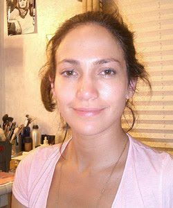Celebrities without makeup 2012