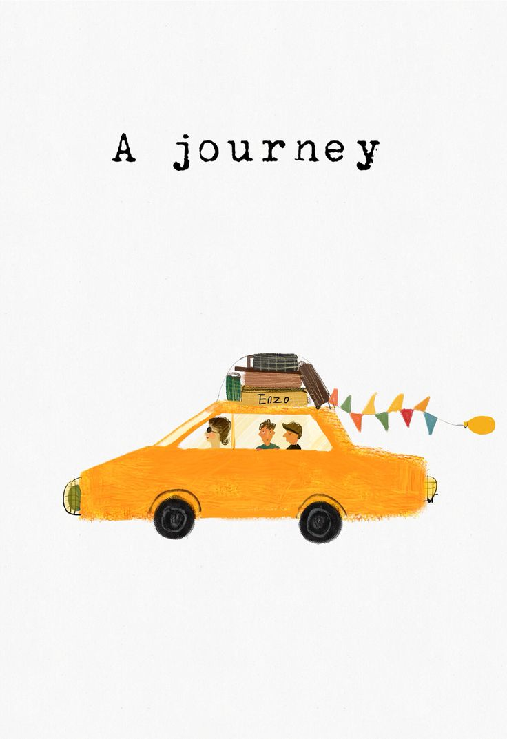 journey by enzo hwang