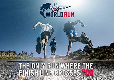 Join the Wings For Life World Run on May 4 - Red Bull Illume