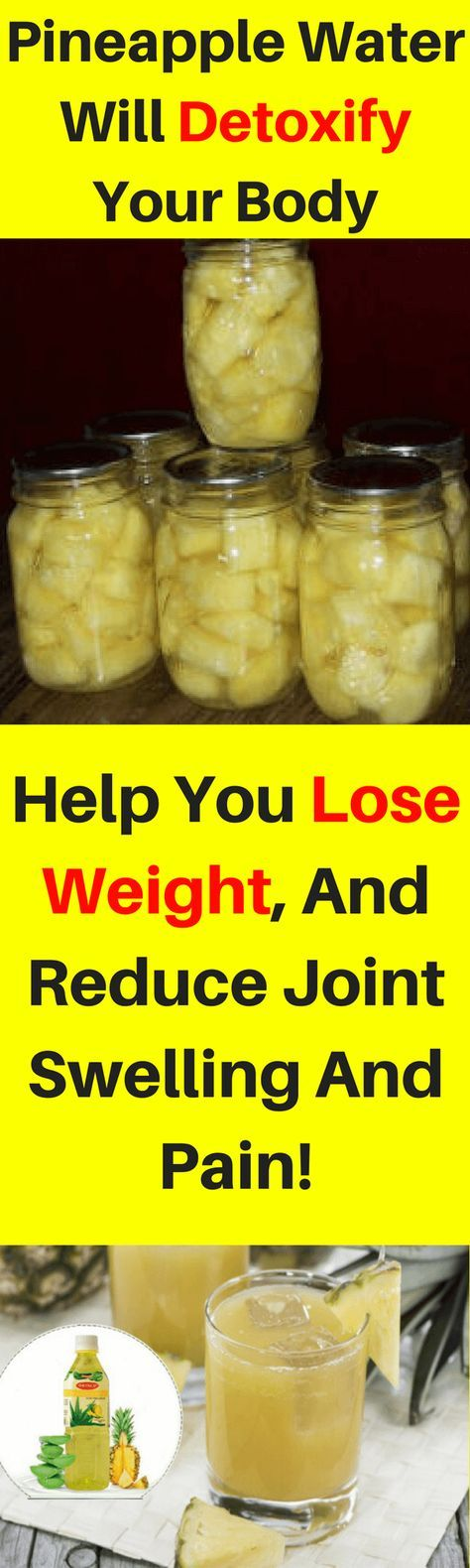 This pineapple-mixed water formula can help you shed pounds, diminish the swelling and torment in your joints and fortify your insusceptible framework. The water ought to be taken each morning befo…