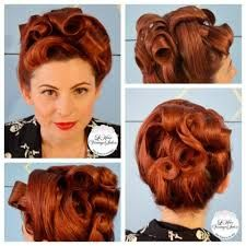 vintage hair - Google Search