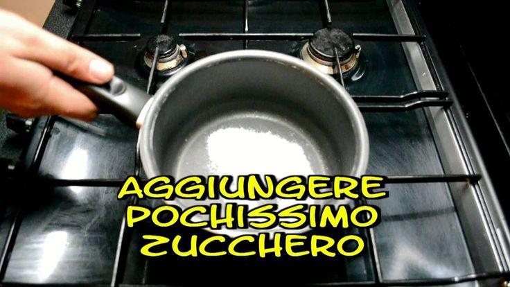 """Video ricetta """"Il budino al cioccolato di mia nonna"""" (bonet) - Blog www...."""