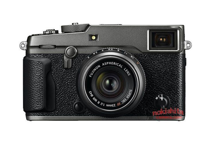 Fuji to announce new graphite X-Pro2 and silver X-T2 cameras, silver XF 23mm f/2 lens | Photo Rumors