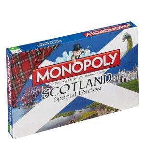 Monopoly - Scotland Edition: Image 1