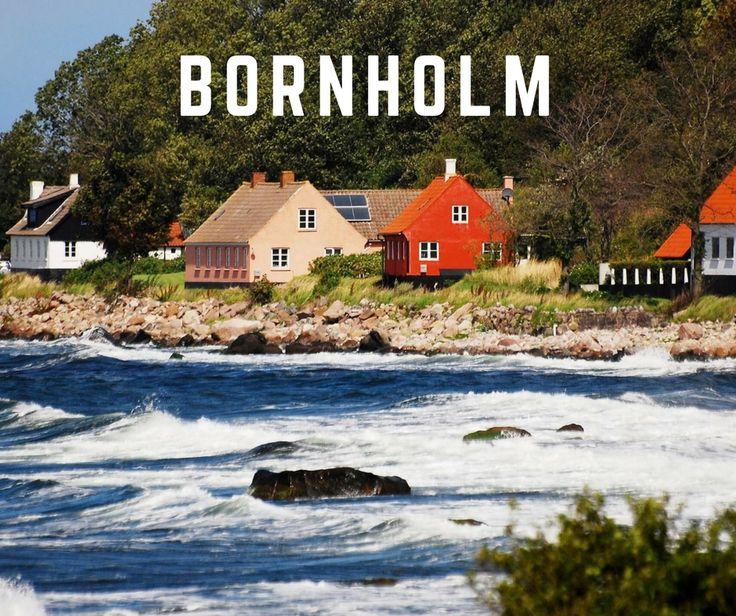 Bornholm - rowerowy raj