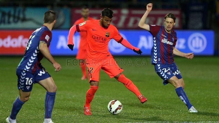 SD Eibar - FC Barcelona   FC Barcelona