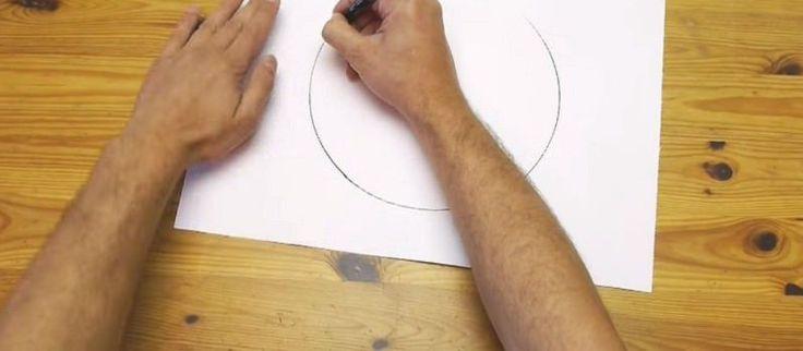 แน่นอนว่าใครมีวงเวียนก็วาดวงกลมได้ แต่หากฉุกเฉินไม่มีวงเวียนจะทำอย่างไร? Ohlor มีวิธีวาดวงกลมด้วยมือเปล่าหรือวาดโดยไม่ต้องวงเวียนมาให้ลองทำกันง่ายๆ ดังนี้