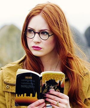 """Which New """"Doctor Who"""" Companion Are You? ~ I'm Amy Pond! The girl who waited! Feisty, flirtatious, and ultimately one of the Doctor's most loyal companions. You enjoy seeing and trying new things, and you don't like to sit still for long."""