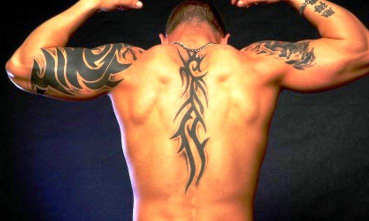 Free Tattoos For Men Men Tribal Tattoo - http://www.listtattoo.com/free-tattoos-for-men-men-tribal-tattoo/?Pinterest