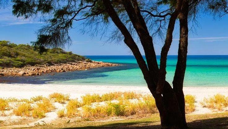Meelup Beach, Dunsborough, Western Australia