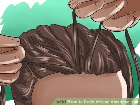 How to Braid African American Hair