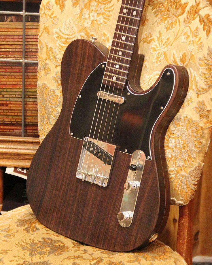 Fender Custom Shop George Harrison Telecaster #144