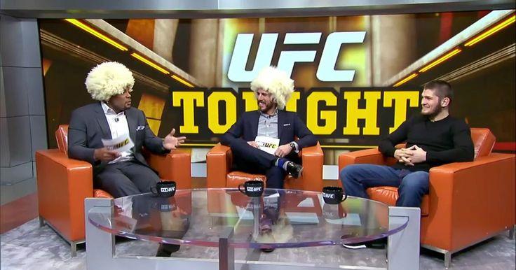 Khabib Nurmagomedov drops by to talk all things MMA | UFC Tonight - FOXSports.com