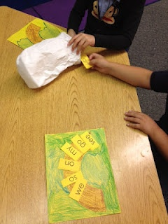 The Three Billy Goats Gruff Sight Word Game-Over the Troll Bridge!!