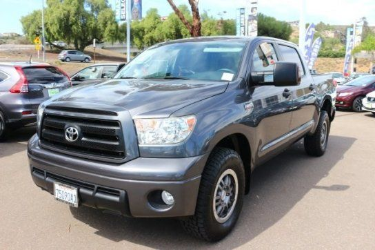 Cars for Sale: 2011 Toyota Tundra 4x4 CrewMax in LEMON GROVE, CA 91945: Truck Details - 411112370 - Autotrader
