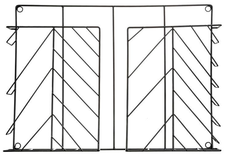 Muovo for SOK, the Onni collection: the magazine rack  www.muovo.fi