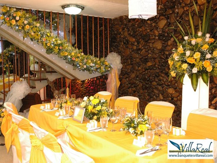 Salón de Laureles-Mdellín www.banquetesvillareal.com