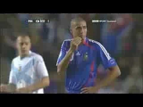 James McFadden's Incredible Goal against France