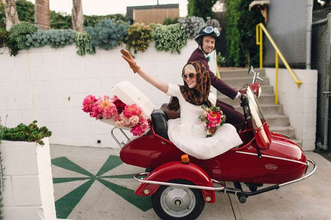 vespa getaway from this retro-mod moto shoot