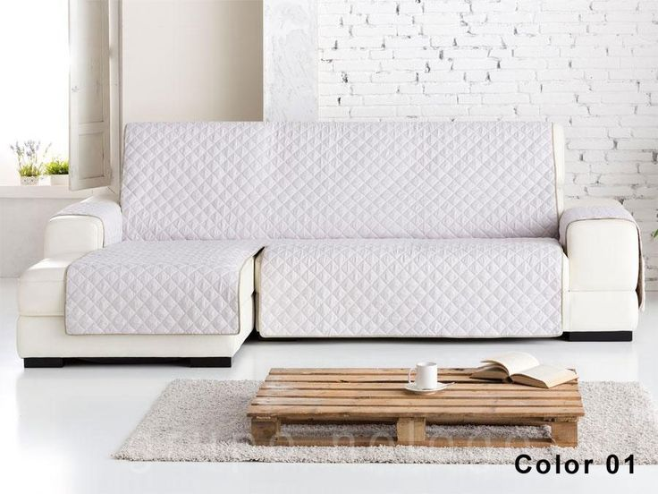Funda chaise longue Dual Quilt