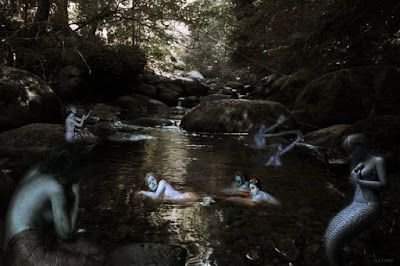My Spirit Sings: The Water Nymphs