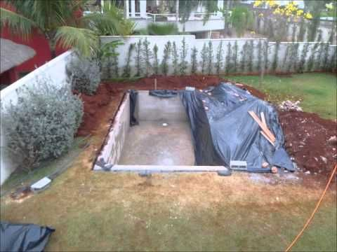 Cheap way to build your own pool