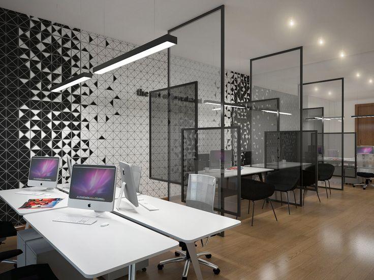 Arma Ofis #zorlucenter #istanbul #office #officedesign
