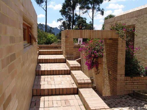 Fundación Rogelio Salmona   Proyecto   Casa Toscana
