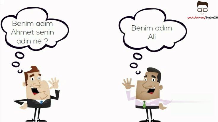 Yabancılara Türkçe Öğretimi Tanışma Etkinliği A1 Düzeyi www.gurkanbilgisu.com