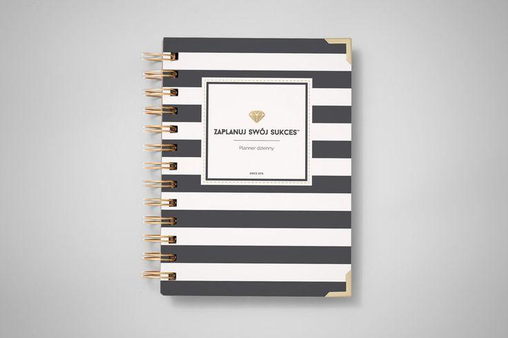 Planner dzienny | Zaplanuj Swój Sukces |
