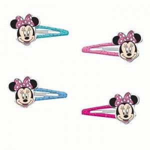 Amscan // Minnie Bow-tique Hairclips | 12 ct - $7.00, marked down to $6.10