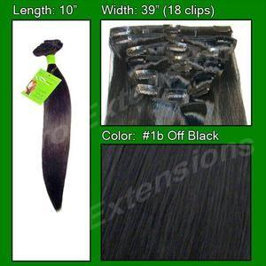 #1B Off Black – 10 inch
