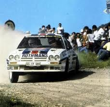 Rallying legends.. Ari Vatanen in probably one of my favourite cars ever, open manta i400